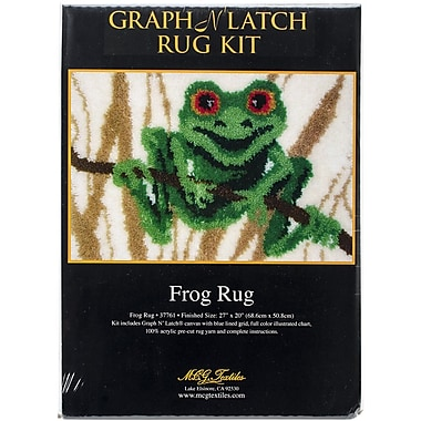 M C G Textiles Latch Hook Kit, 27