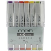 Copic Marker® 12 Piece Markers Set, Basic