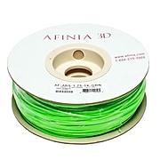 Afinia Value-Line H-Series 1.75mm ABS Plastic 3D Printer Filament, Green