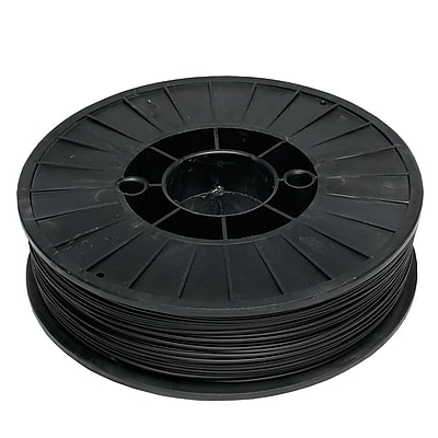 Afinia Premium 1.75mm ABS Plastic 3D Printer Filament, Black