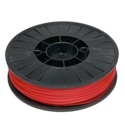 Afinia Premium 1.75mm ABS Plastic 3D Printer Filament, Red