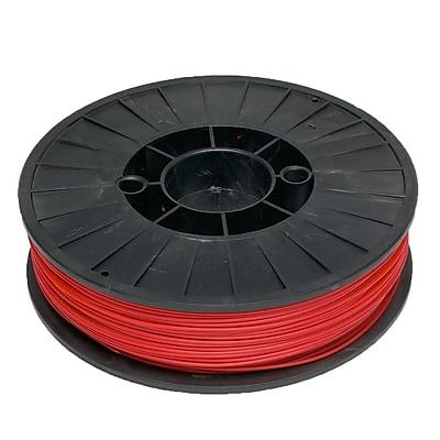 Afinia Premium 1.75mm ABS Plastic 3D Printer Filament, Red