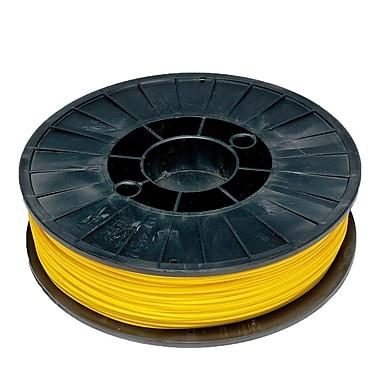 Afinia Premium 1.75mm ABS Plastic 3D Printer Filament, Yellow