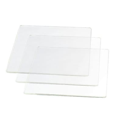 Afinia Borosilicate Glass Printing Surface For H-Series 3D Printer, 3/Pack