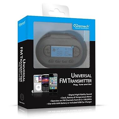 Naztech® N3020 Universal FM Transmitter, Black