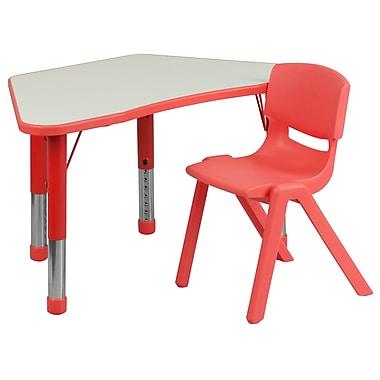 Flash Furniture YU09131TRPTBLRD 21