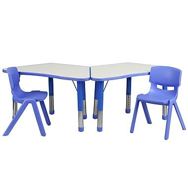 Flash Furniture YU09132TRPTBL 21