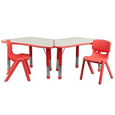 Flash Furniture YU09132TRPTBLRD 21