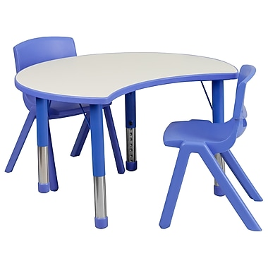 Flash Furniture YU09332CIRTBL 25.13