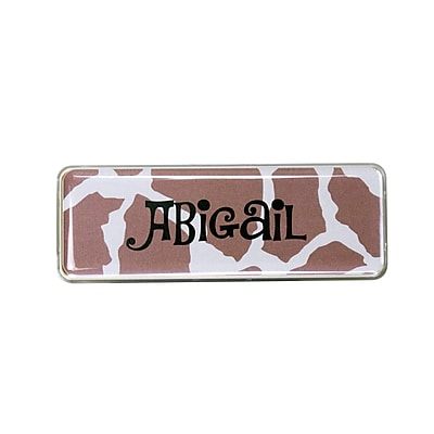 The Mighty Badge 905813 Name Tag Starter Kit For Laser Printer, 1