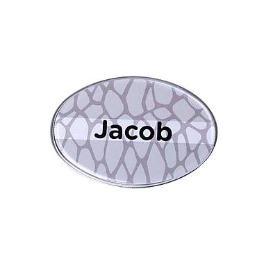 The Mighty Badge 905822 Name Tag Starter Kit For Laser Printer, 2.6