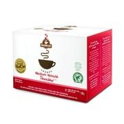 Second Cup – Dosettes à usage unique, torréfaction mi-foncée, paq./12