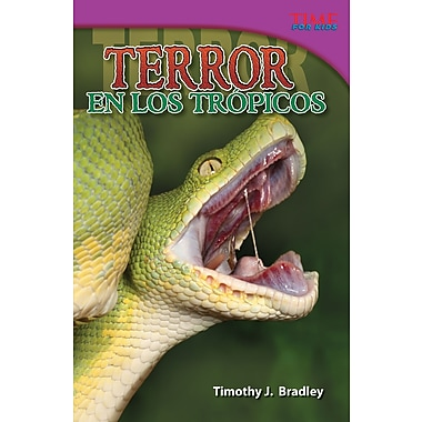 Terror en los tropicos (Terror in the Tropics) Spanish Version
