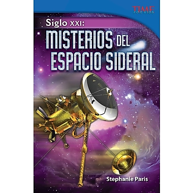 Siglo XXI: Misterios del espacio sideral (21st Century: Mysteries of Deep Space) Spanish Version