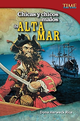 Chicas y chicos malos de alta mar (Bad Guys and Gals on the High Seas)