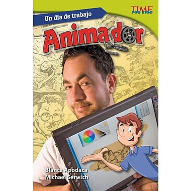 Un dia de trabajo: Animador (All in a Day's Work: Animator) Spanish Version