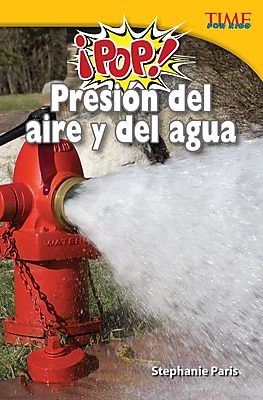 Pop! Presion del aire y del agua (Pop! Air and Water Pressure)