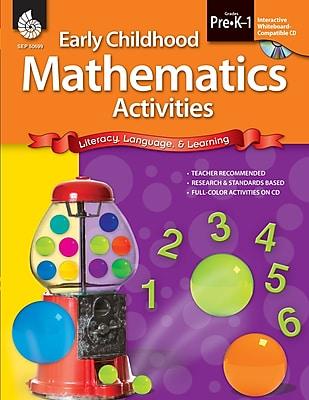 Early Childhood Mathematics Activities