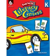 Ready! Set! Go! Literacy Centers: Level K