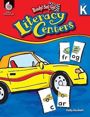 Ready! Set! Go! Literacy Centers: Level K