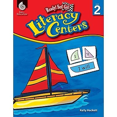 Ready! Set! Go! Literacy Centers: Level 2