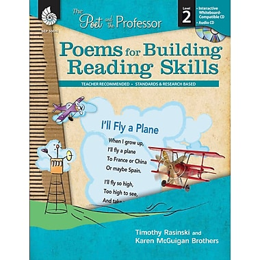 The Poet and the Professor: Poems for Building Reading Skills: Level 2