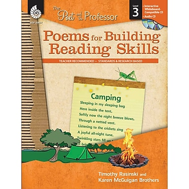 The Poet and the Professor: Poems for Building Reading Skills: Level 3