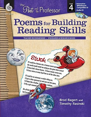 The Poet and the Professor: Poems for Building Reading Skills: Level 4
