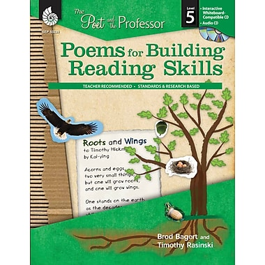 The Poet and the Professor: Poems for Building Reading Skills: Level 5