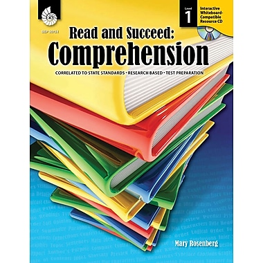 Read and Succeed: Comprehension: Level 1