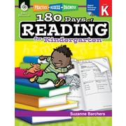 Practice, Assess, Diagnose: 180 Days of Reading for Kindergarten (50921)