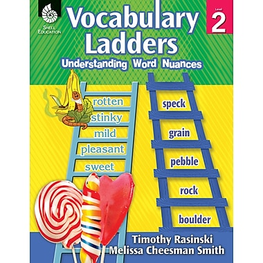 Vocabulary Ladders: Understanding Word Nuances Level 2