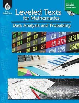 Leveled Texts for Mathematics: Data Analysis and Probability