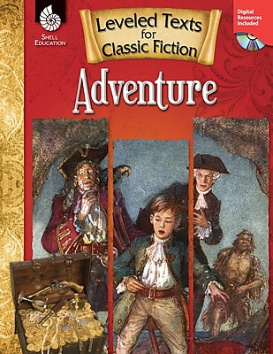 Leveled Texts for Classic Fiction: Adventure