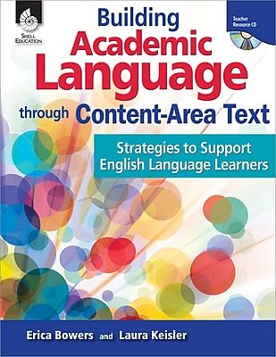 Building Academic Language through Content-Area Text Strategies to Support English Language Learners