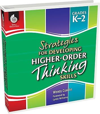 Developing Thinking Skills: Grades K-2