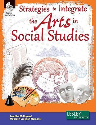 Strategies to Integrate the Arts in Social Studies