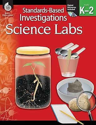 Standards-Based Investigations: Science Labs: Grades K-2
