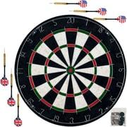 Trademark Pro Style Bristle Dart Board Set