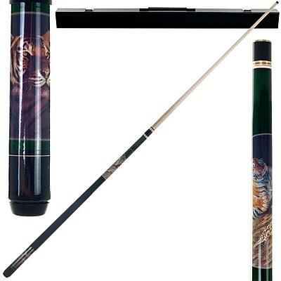 Trademark Bengal Tiger Billiard Pool Stick