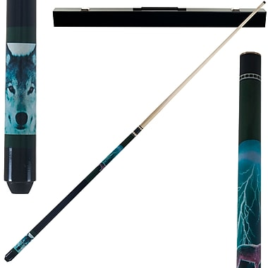 Trademark Wolf Billiard Pool Stick