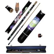 Trademark 9 Ball Galaxy Billiard Pool Stick