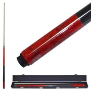 Trademark Red Marble Graphite Cue Billiard Stick