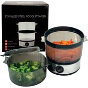 Trademark Stainless Steel Food Steamer, 4 Qt.