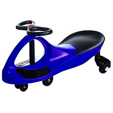 Lil' Rider Wiggle Car Ride On, Blue