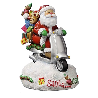 Trademark Santa...Bring It! X-mas Figurine