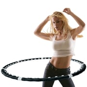 Trademark Acu- Hula Hoop Pro Massaging Hoop Exerciser With Magnet