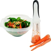 Bonzai All-In-One 3 Blade Peeler With Collecting Chamber
