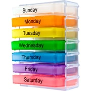 Trademark Remedy™ Daily Pill and Vitamin Organizer