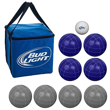 Trademark Bud Light Bocce Ball Set